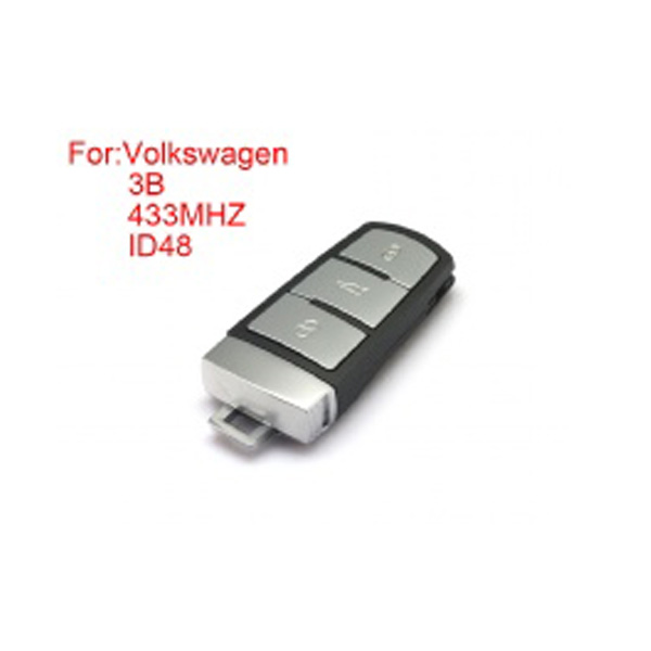 Smart Remote Key for Volkswagen Magotan CC