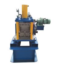 Hydraulic cutting Steel Profile Channel Shape Metal C Z Purlin Roll Forming machine