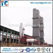 CE/ISO 9001 Cryogenic Oxygen Plant