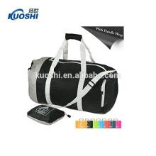 bolsa de viagem dobrável personalizada