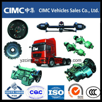 Shacman Dump Truck Tractor Truck Spare Parts