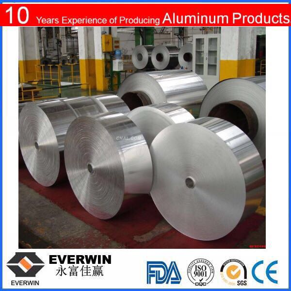 Slitting Aluminum Strips 5052