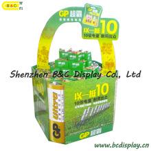 Présentoir de batterie (B & C-C018)
