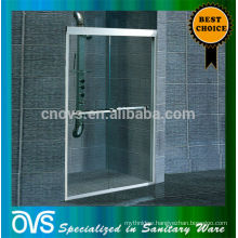 hot sale china manufacture folding shower door k-7