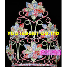 hair jewelry accessories princess hair piece custom cheap king crowns