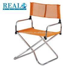 Modern lightweight leisure camping outdoor metal folding chair portable lounge chair