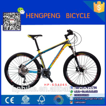 speed bright color mtb bicycle