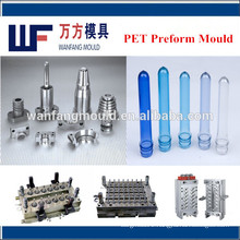 high quality plastic injection moulding of PET preform mould