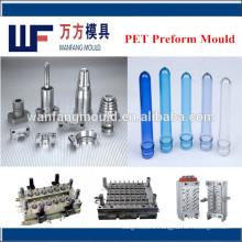 high quality plastic injection moulding of PET preform mould