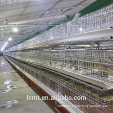 Envejecimiento resistente y resistente a la corrosión jaulas de pollo de pollos populares en el mundo