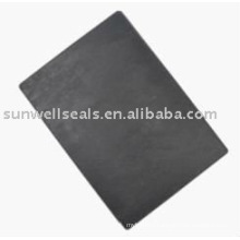 Non Asbestos Compressed Sheet with carbon fiber 300 Degree