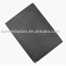 Non Amianto Folha Comprimida com fibra de carbono 300 Graus