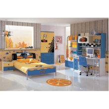 Hot Sale Contemporary Bed (WJ277527)