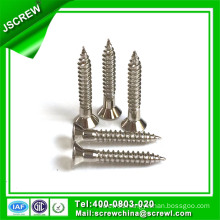 3.8mm Stainless Steel Half Threaded Self Tapping Screws