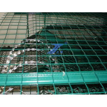 Temporary Separation Beautiful Eruo Wire Mesh Fence (factory)