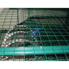 Separação temporária bonita Eruo Wire Mesh Fence (fábrica)
