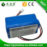 Li ion 18650 16.8V 2600mah Rechargeable Battery Pack With KC Certificate For Medical Device