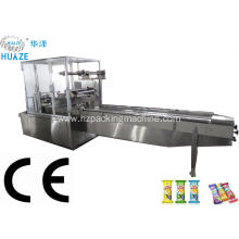 Automatic high speed lollipop pillow packing machine