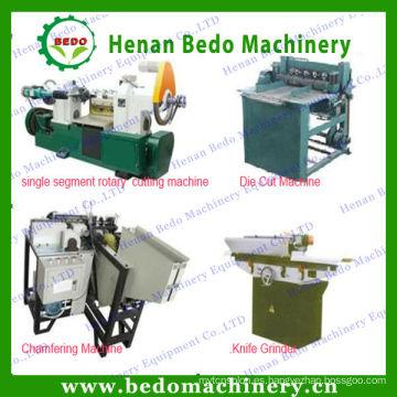 El palillo de madera del helado de China que hace las máquinas / el helado se pegan que hace la cadena de producción / el depresor de lengua de madera que hace las máquinas