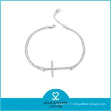 Bracelet pour homme personnalisé de haute qualité (B-0025)