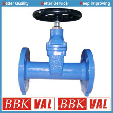 Rubber Seat Gate Valve Reslient Seat En1074 Wras Approved
