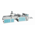 Computer control rolling T-shirt & flat bag making machine plastic rice bag making machine