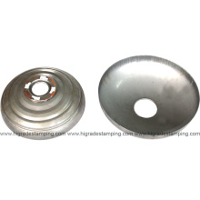 Mortier / tampon en métal-estampage pour chauffe-eau et chauffage