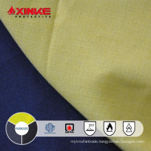 EN471 Hi vis modacrylic flame retardant antistatic fabric