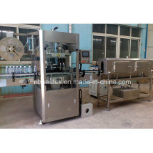 Bouteille d'eau minérale Insertion et étiquette automatiques en PVC
