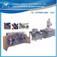 High Speed Single Wall Corrugated Pipe Making Machine