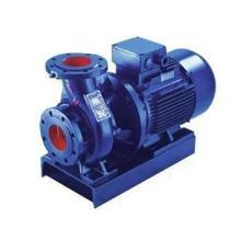 Horizontal Close Coupled Pipeline Centrifugal Pump