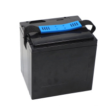 OEM high professional car battery plastics cases injection molding