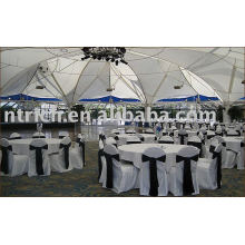 100%polyester chair cover,banquet/hotel/wedding chair cover,satin sash