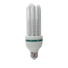 Free sample heat dissipation design 20w U shape energy saving led bulb