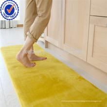 tapis de microfibre de coureur de cuisine lavable