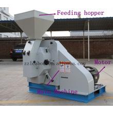 Pellets d'alimentation de canard durable approuvé par la CE faisant la machine