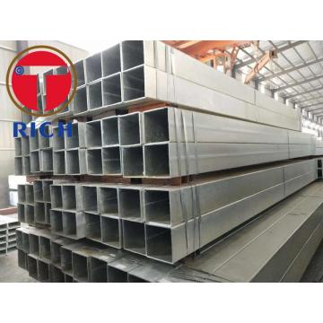 Galvanized Square Rectangular Steel Pipe
