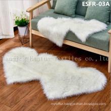 Long Pile Faux Sheep Fur Rugs Esfr-03A