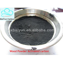 Pharmacy Grade Wood Powder Active Carbon