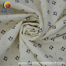 97%Cotton 3%Spandex Printed Dying Fabric for Shirt Garment (GLLML052)
