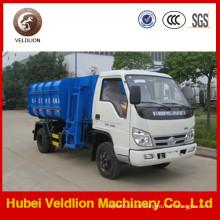 3 Tonnen Compactor Müllwagen Foton Forland Mini Müllwagen