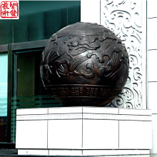 2016 Neue Bronzefigur Skulptur Bronze Porträt Skulptur Schmiede Kupfer Guss Kupfer Schmiede Kupfer Skulptur