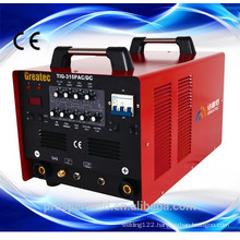 TA High quality Inverter ac dc tig 315 pulse welding machine