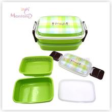 Lunchbox Plastik-Vorratsbehälter (830ml)