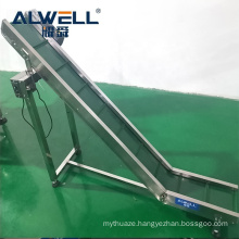 Belt z-conveyor price with for fruits and food