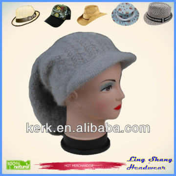 LSA55, Pretty Fashion Winter Knitted fashion hat