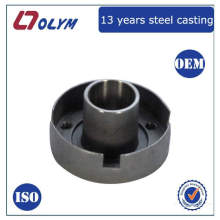 Customized carbon steel investment casting parts guangzhou machinery accessories
