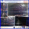 Ebil Metal Selective Adjustable Q235 Steel Radio Shuttle Racking