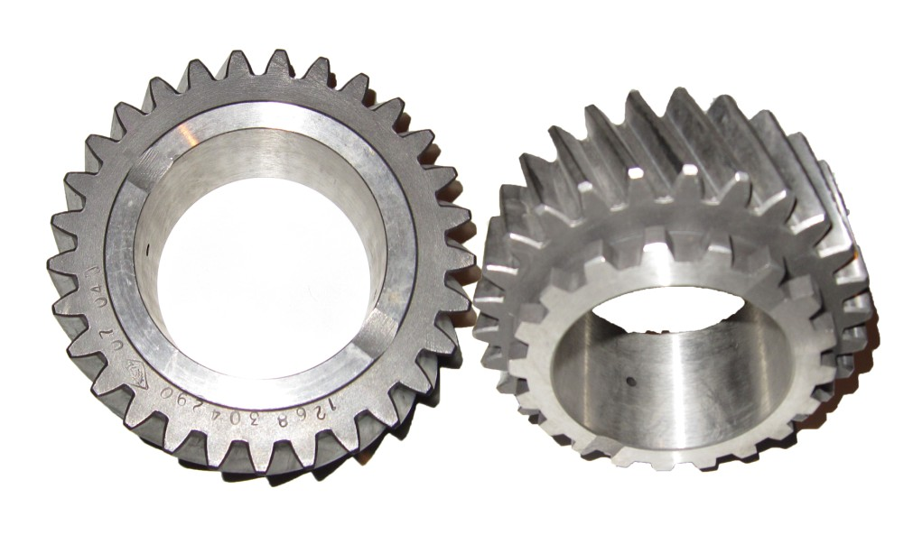 Forging Main Shaft Gear In Gearbox