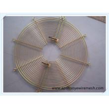Garde de sécurité de couverture de ventilateur en métal à prix compétitif